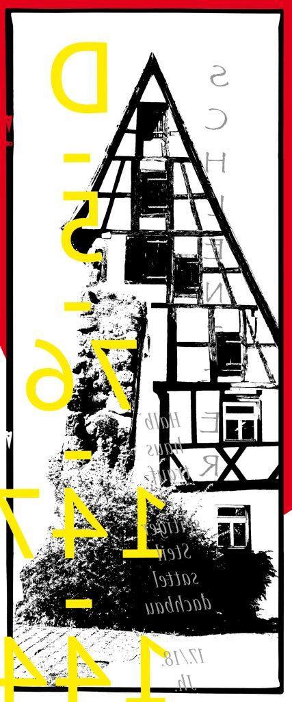 Michael Streissl, Fotograf, Künstler, Deutschland, Kunst, abstrakte Kunst, UV-Druck, Alu Dibond, zeitgenösische Kunst, Reduzierung auf das Wesentliche, Spalt, Schlenzgerhaus, Halbhaus, Mittelfranken, Denkmalliste Bayern, Stadtbrauerei Spalt, Fotografie, Spalter Bier